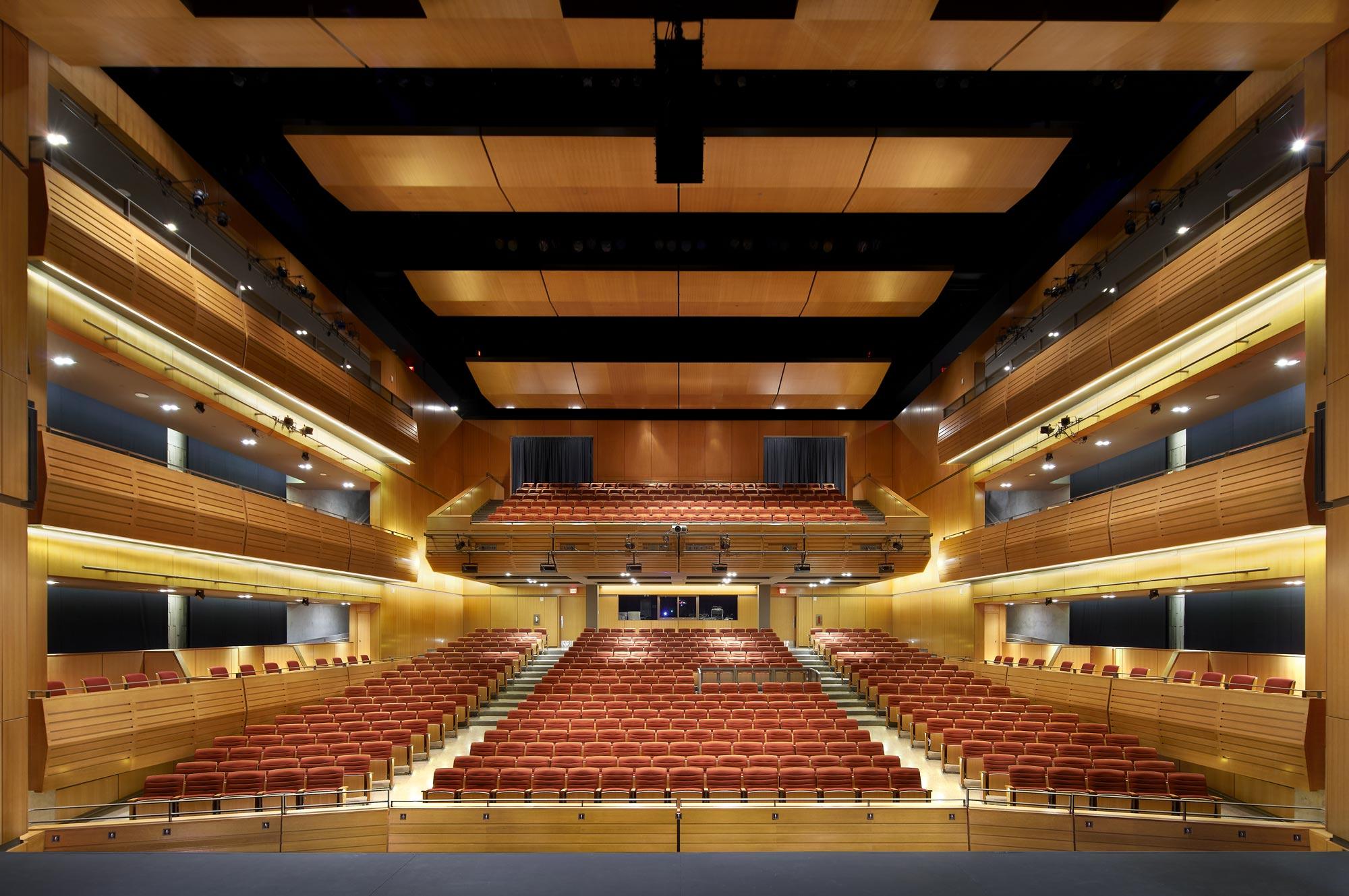 About The Burlington Performing Arts Centre