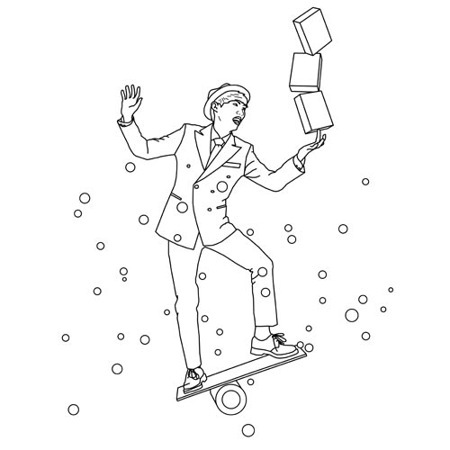 Snap! colouring page